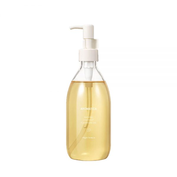 aromatica-natural-coconut-cleansing-oil-clean-beauty-elmee-cosmetics